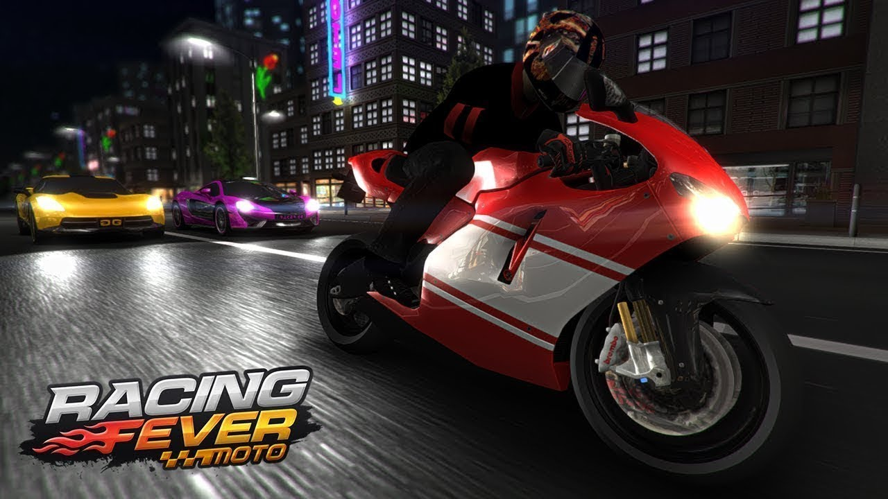 Racing Fever Moto Hack For Unlimited Tickets and Coins