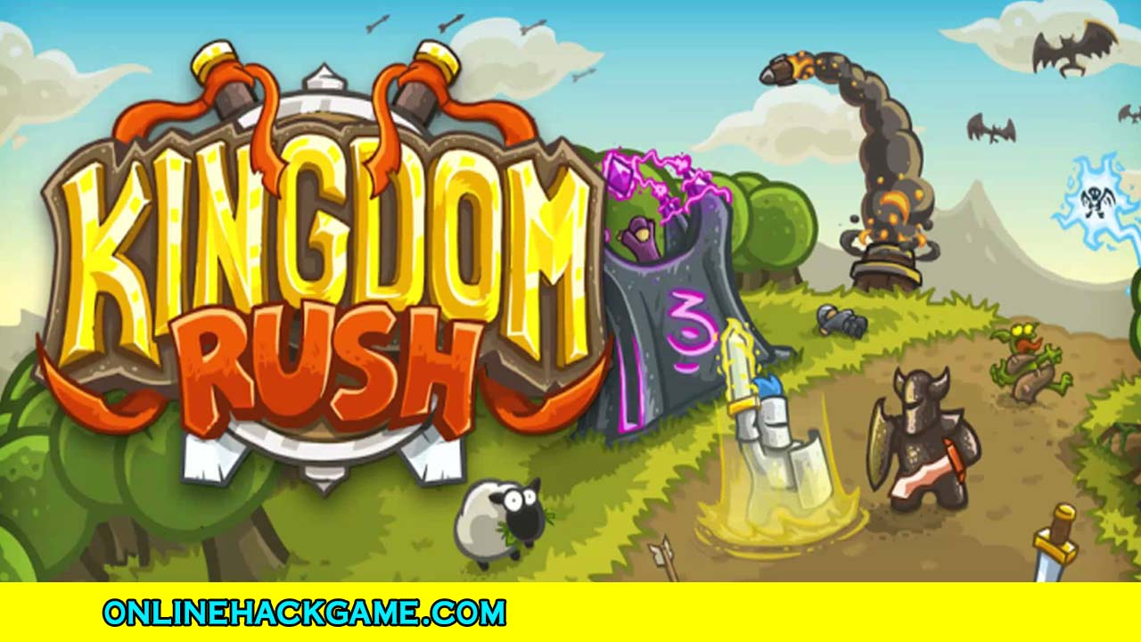 Kingdom Rush Hack - ONLINEHACKGAME