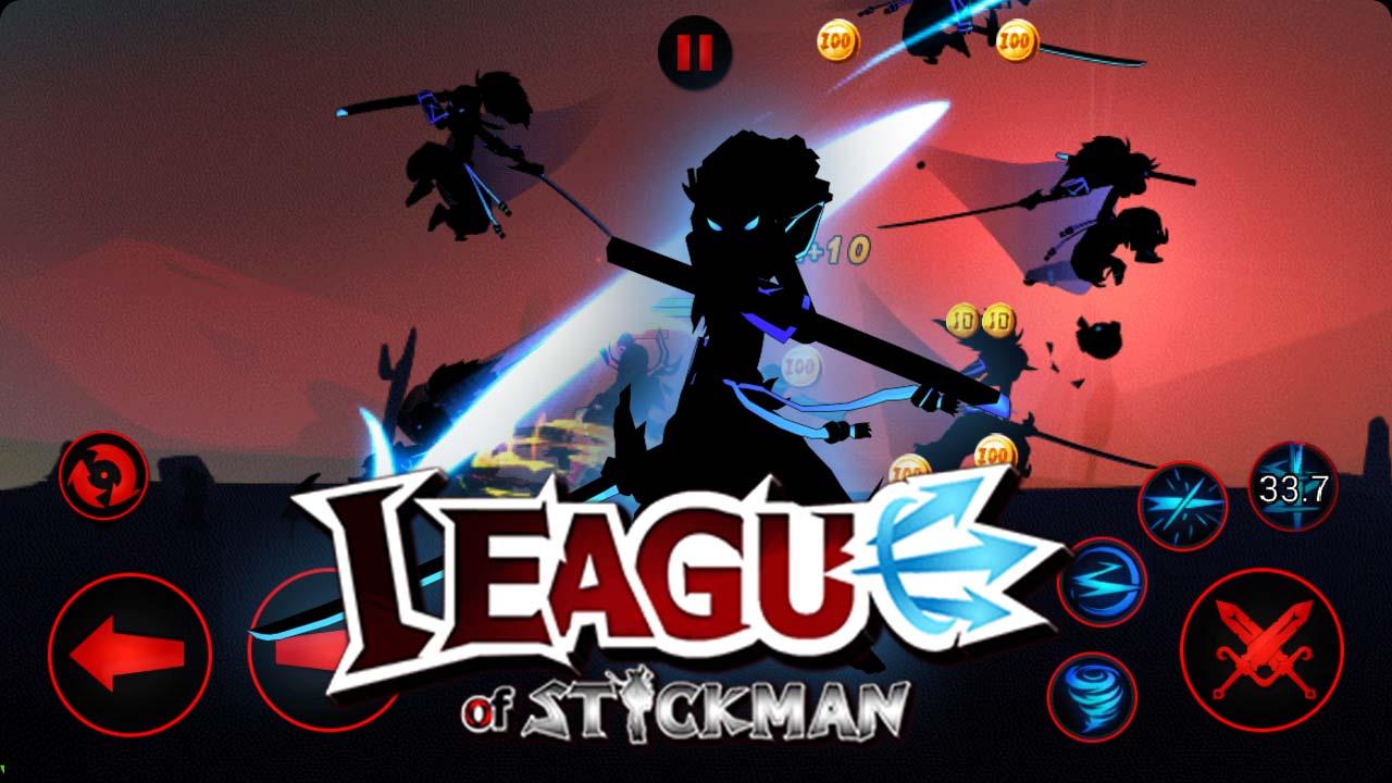 League of Stickman Hack