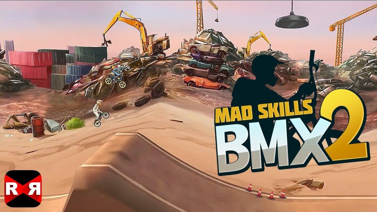 Mad Skills BMX 2 Hack