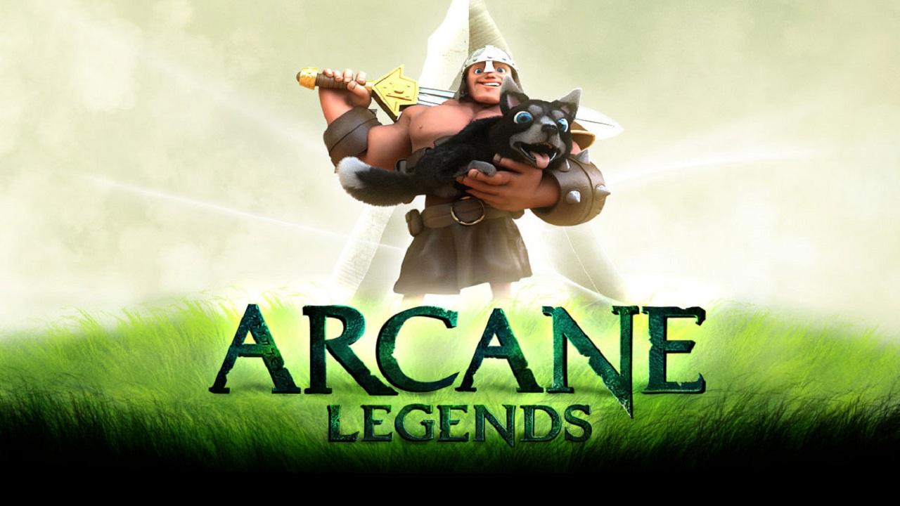 Arcane Legends MMO Hack