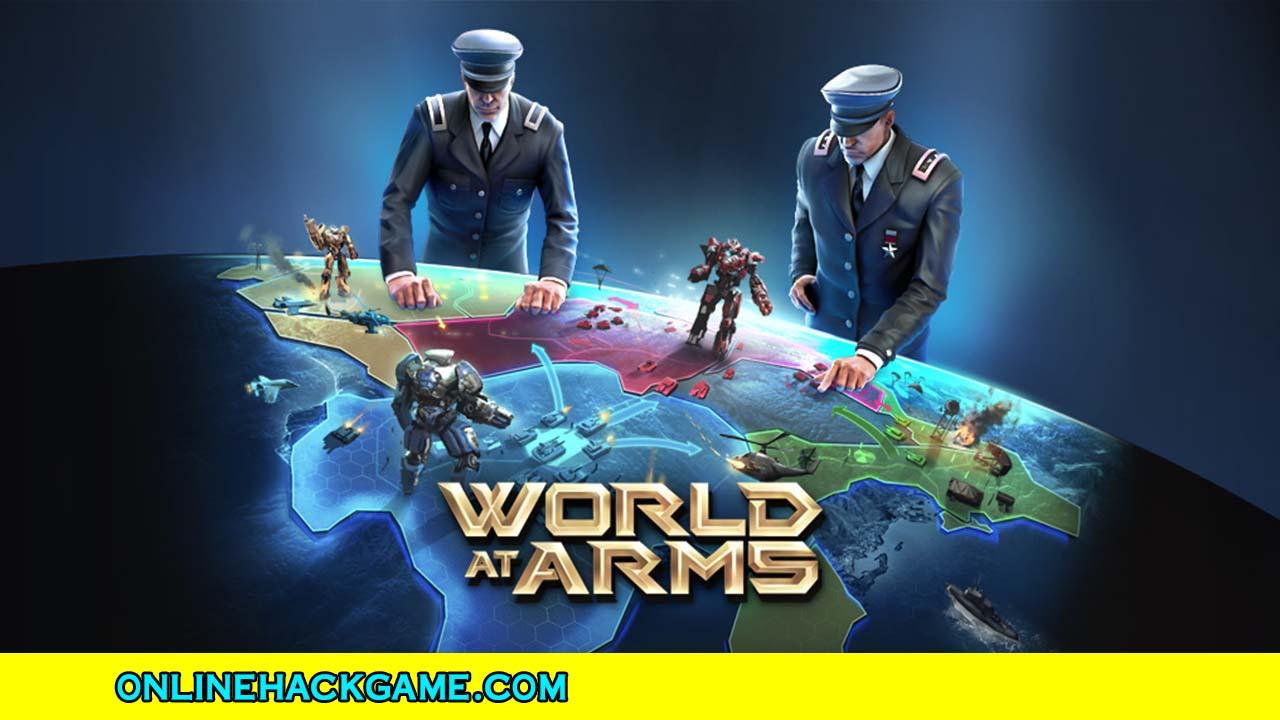 World At Arms Hack - ONLINEHACKGAME