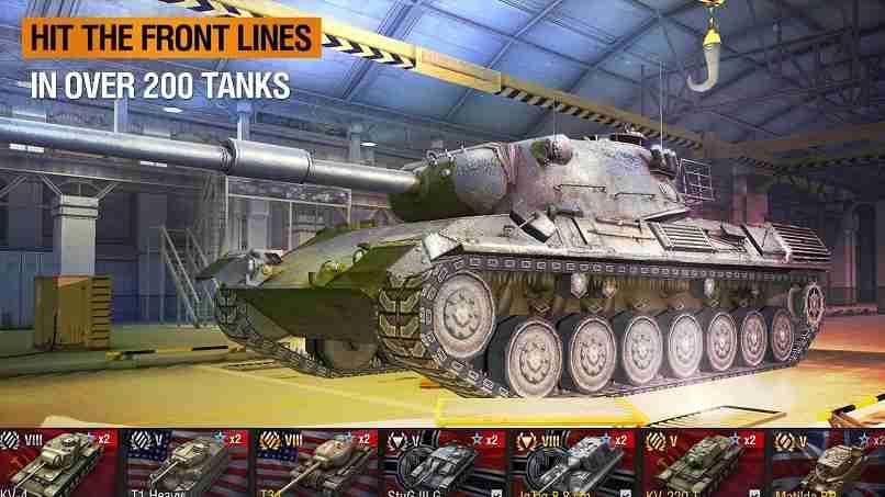 World of Tanks Blitz Hack