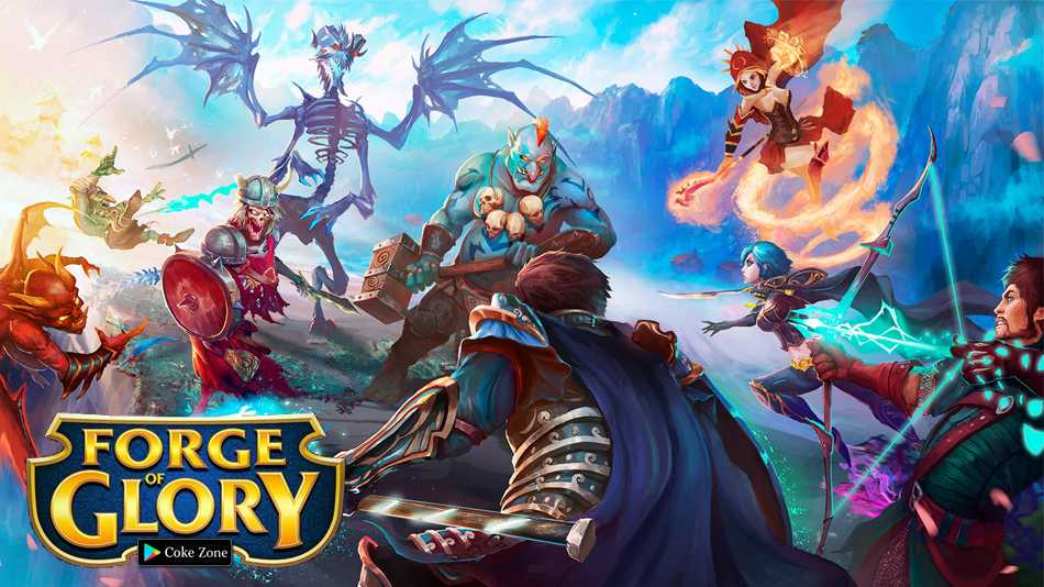 Forge of Glory Hack