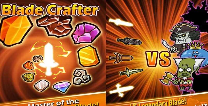 Blade Crafter Hack
