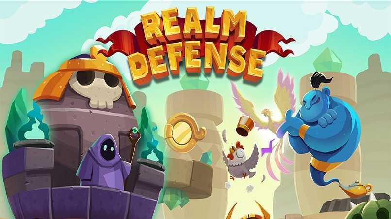 Realm Defense Hack