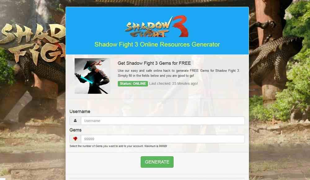 Shadow Fight 3 Hack