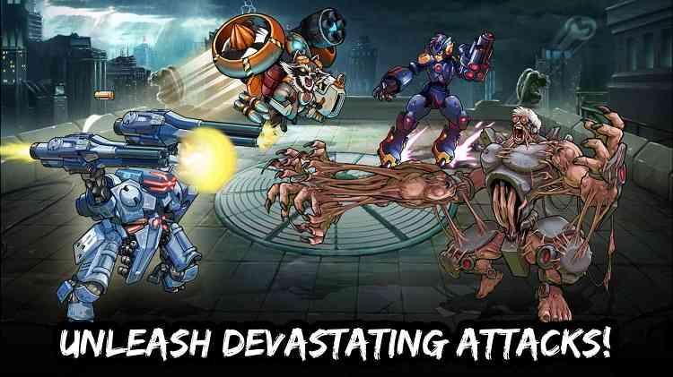 Mutants Genetic Gladiators Hack Cheats Unlimited Gold