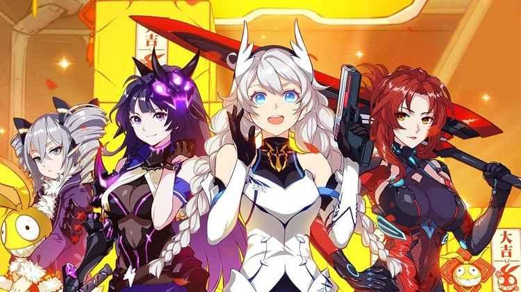 Honkai Impact 3 Hack