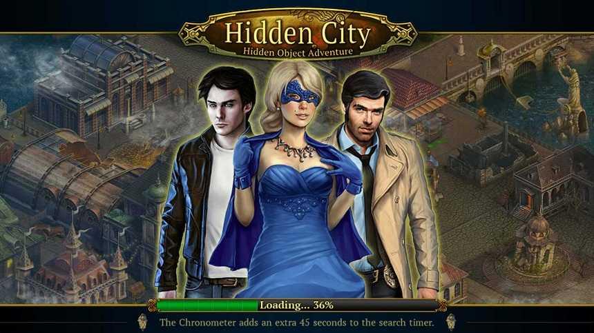 Hidden City Hack