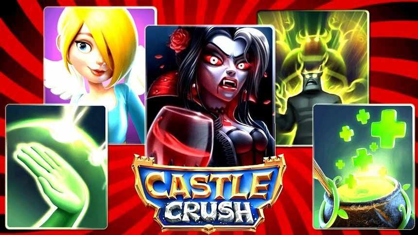 Castle Crush Hack