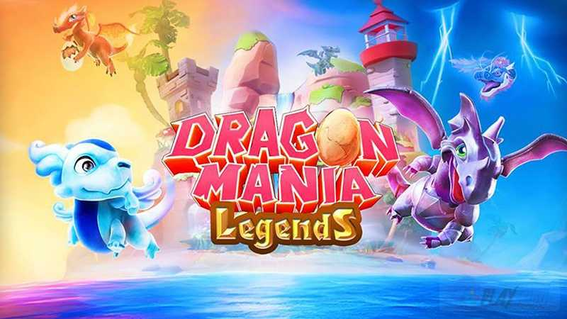 Dragon Mania Legends Hack Cheats Unlimited Gems & Gold