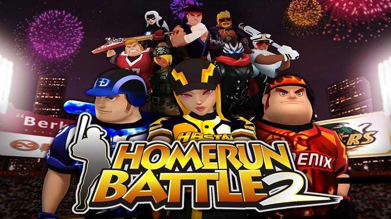 Homerun Battle 2 Hack