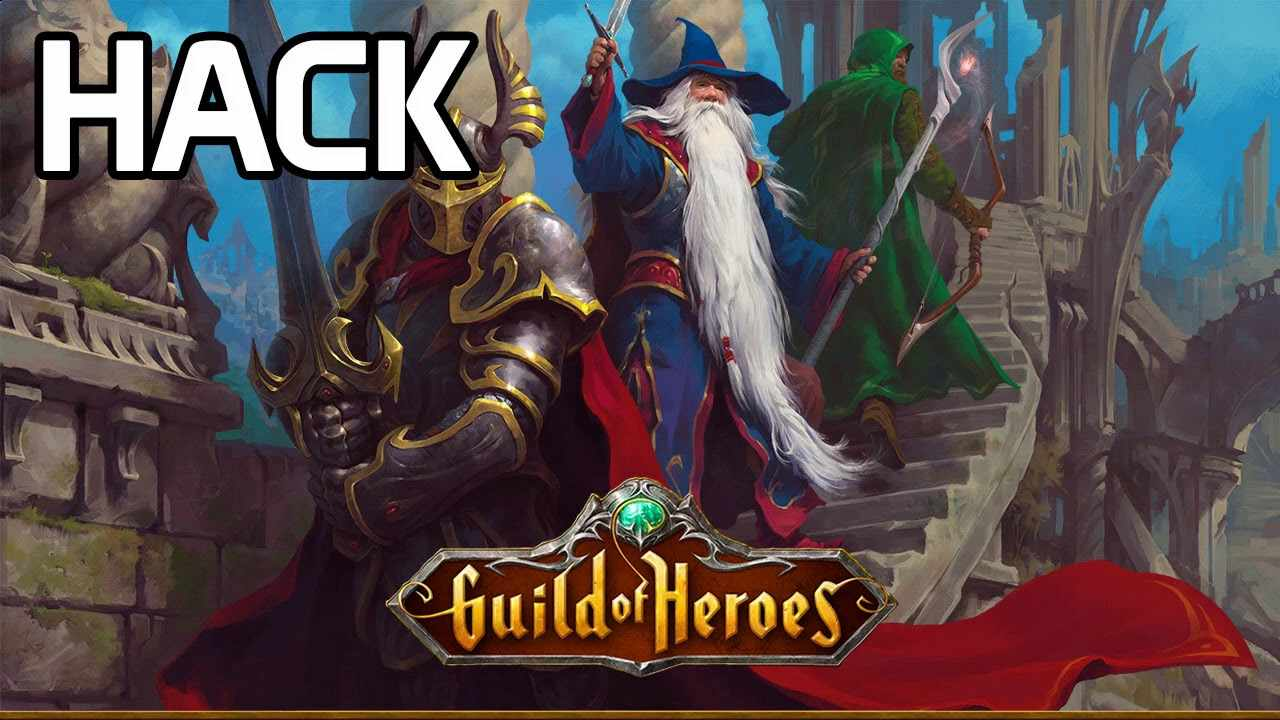 Guild of Heroes Hack Background