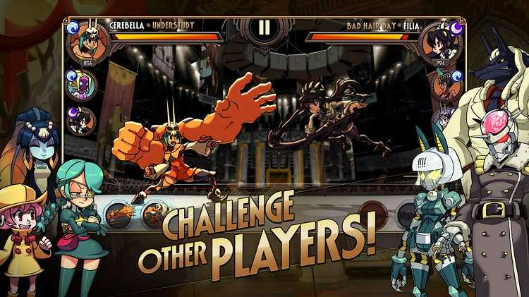 Skullgirls Hack Cheats Unlimited Theonite