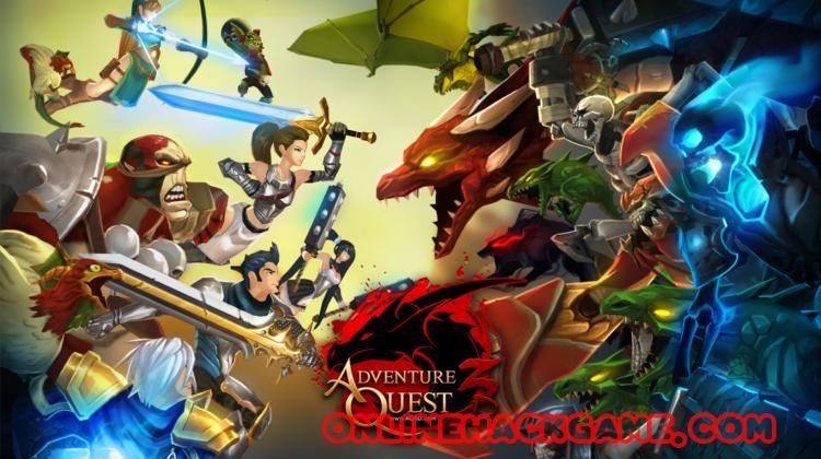 Adventure Quest 3D Mmo Rpg Hack Cheats Unlimited Dragon Crystals