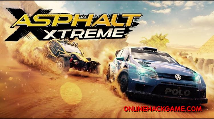 Asphalt Xtreme: Rally Racing Hack Cheats Unlimited Tokens