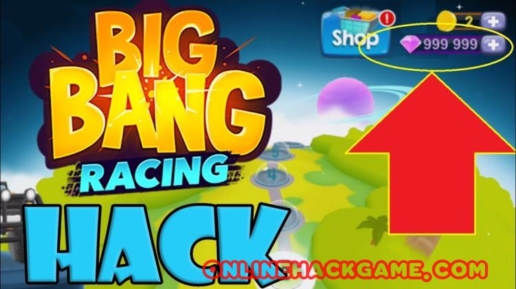 Big Bang Racing Hack Cheats Unlimited Gems