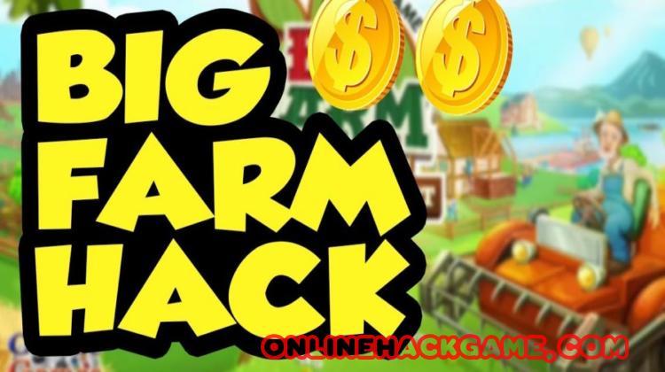 Big Farm Hack Cheats Unlimited Dollars