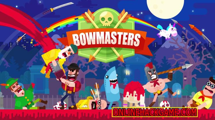 Bowmasters Hack Cheats Unlimited Coins