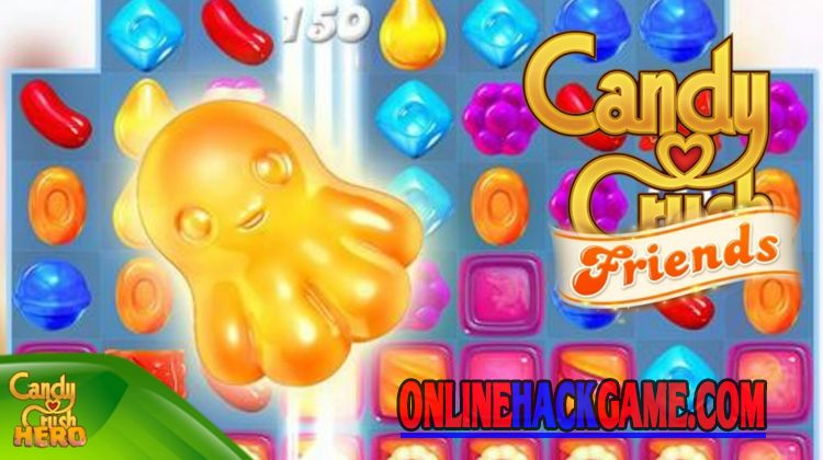 Candy Crush Friends Saga Hack Cheats Unlimited Gold Bars