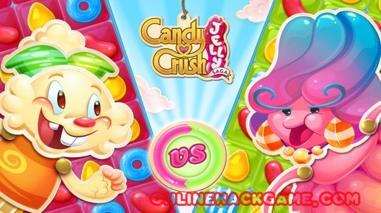 Candy Crush Jelly Saga Hack Cheats Unlimited Gold Bars