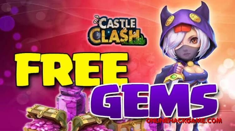 Castle Clash Hack Cheats Unlimited Gems