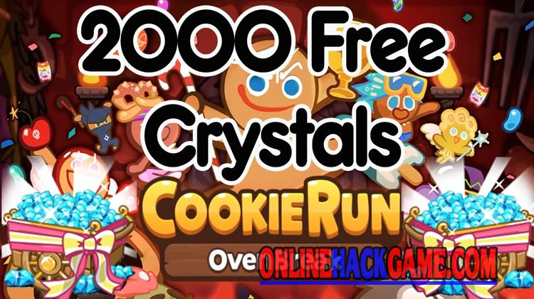 Cookie Run Ovenbreak Hack Cheats Unlimited Crystals