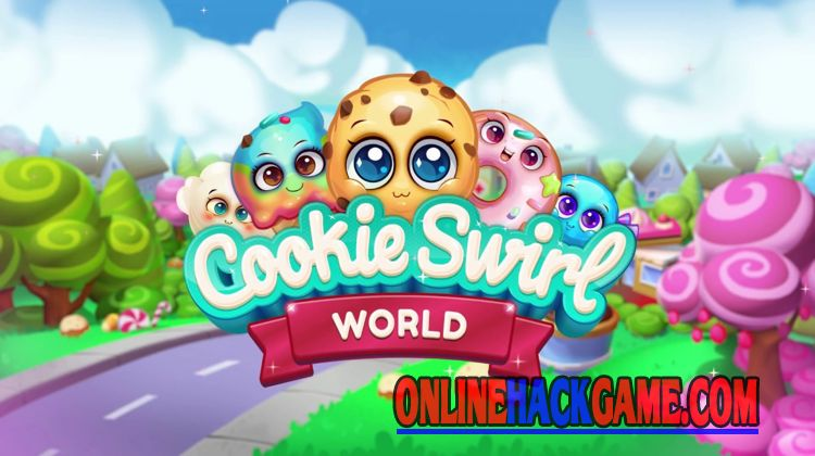 Cookie Swirl World Hack Cheats Unlimited Gems