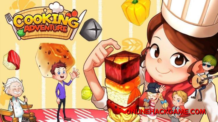 Cooking Adventure Hack Cheats Unlimited Gems