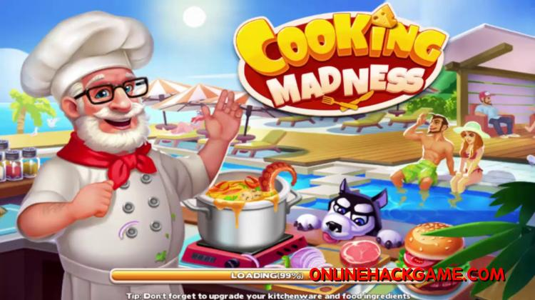 Cooking Madness Hack Cheats Unlimited Diamonds