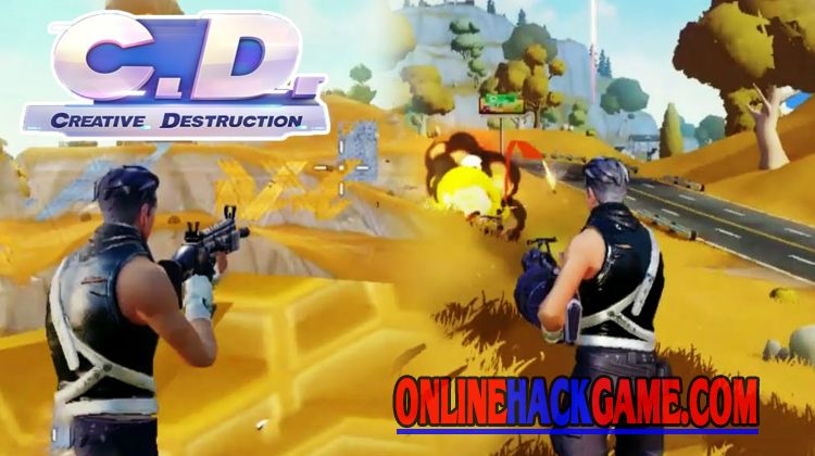 Creative Destruction Hack Cheats Unlimited Diamonds