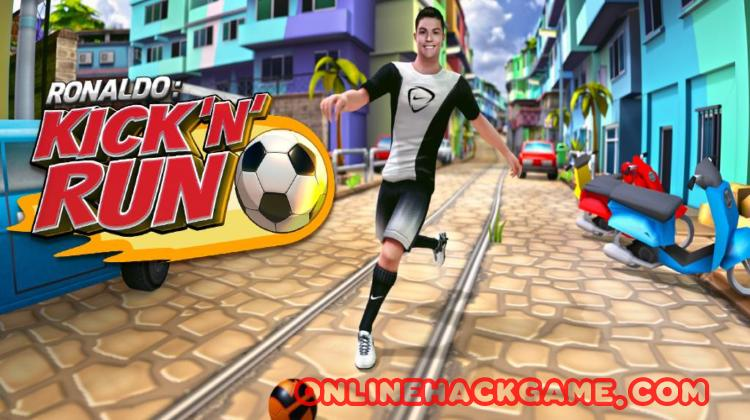 Cristiano Ronaldo Kicknrun Football Runner Hack Cheats Unlimited Tickets