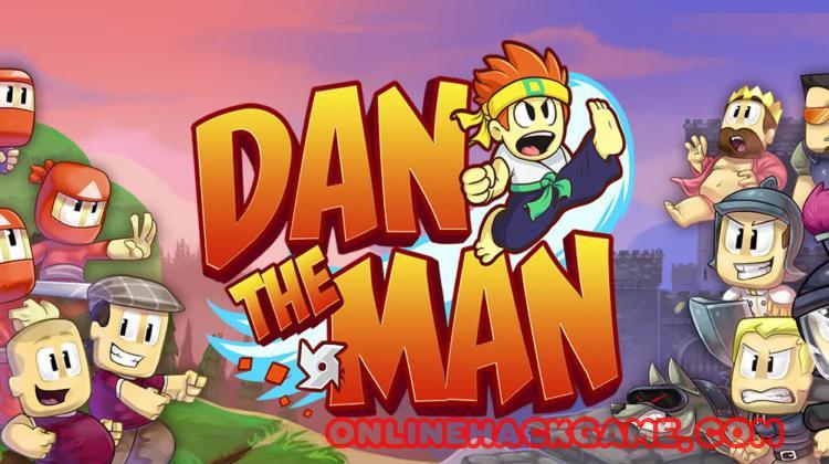 Dan The Man Hack Cheats Unlimited Coins