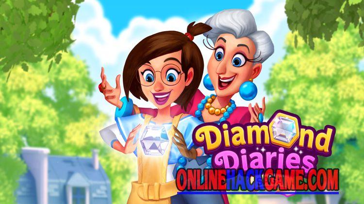 Diamond Diaries Saga Hack Cheats Unlimited Gold Bars