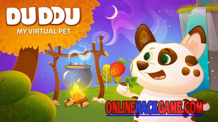 Duddu My Virtual Pet Hack Cheats Unlimited Diamonds