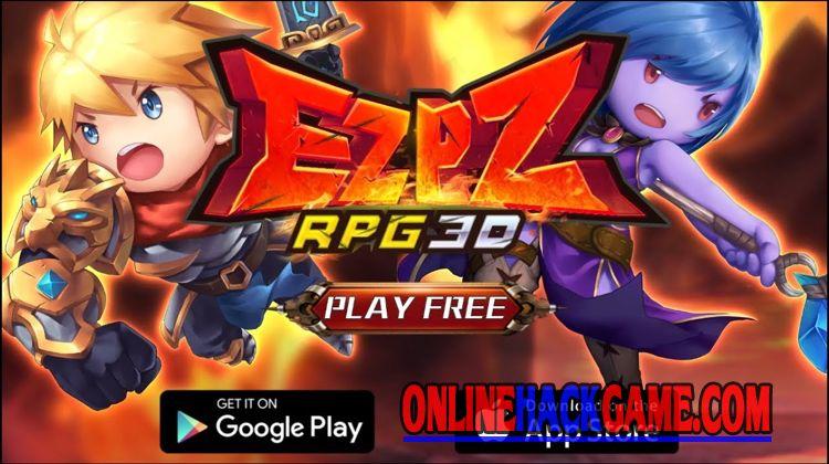 Ezpz Rpg 3D Hack Cheats Unlimited Gems