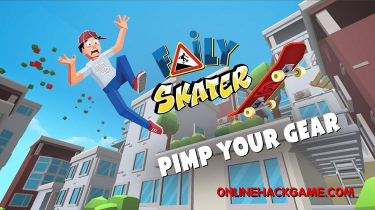 Faily Skater Hack Cheats Unlimited Coins