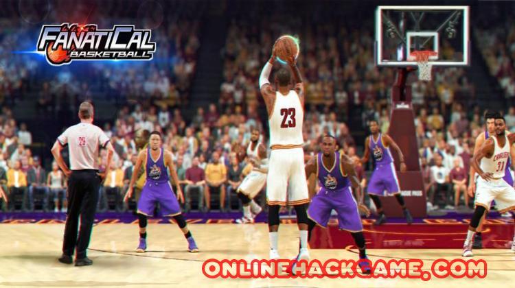 Fanatical Basketball Hack Cheats Unlimited Gems