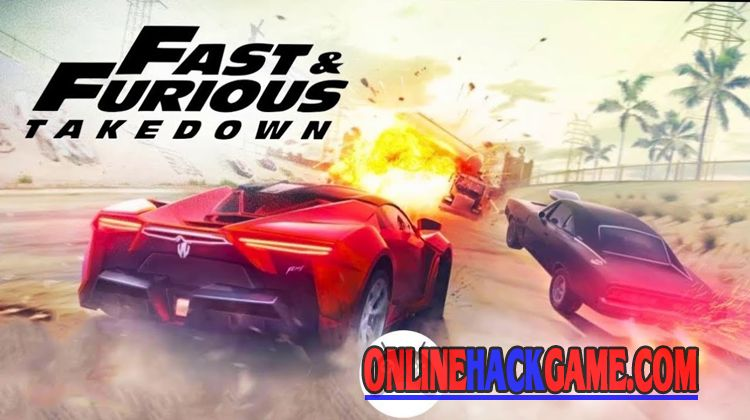 Fast Furious Takedown Hack Cheats Unlimited Money