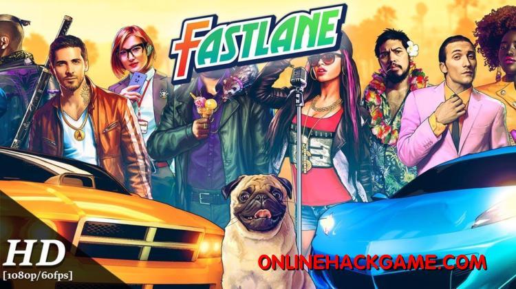 Fastlane: Road To Revenge Hack Cheats Unlimited Gems