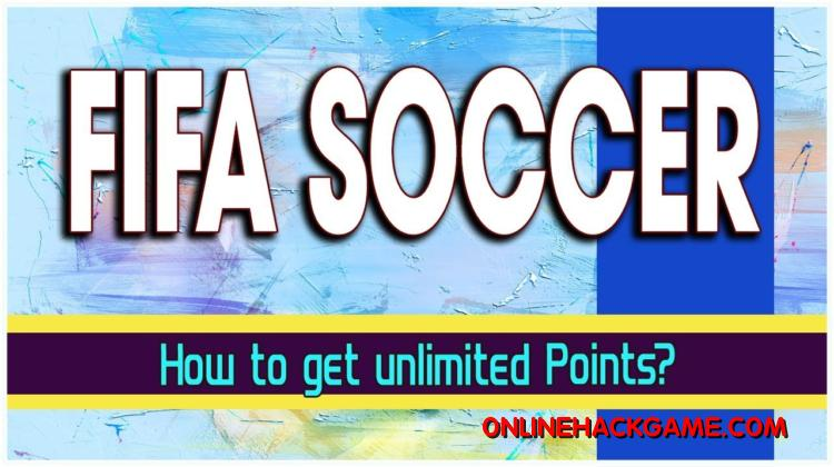 Fifa Soccer Hack Cheats Unlimited Points