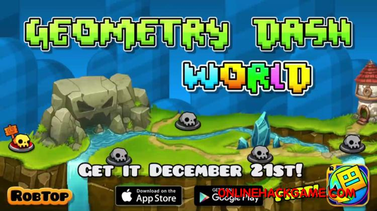 Geometry Dash World Hack Cheats Unlimited Orbs
