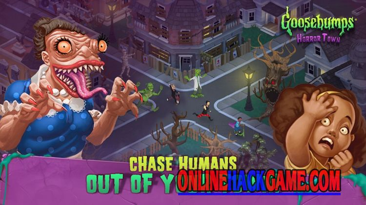 Goosebumps Horrortown Hack Cheats Unlimited Bucks