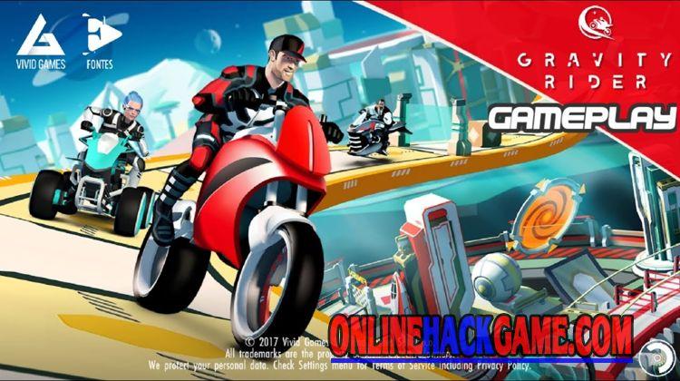 Gravity Rider Hack Cheats Unlimited Gems