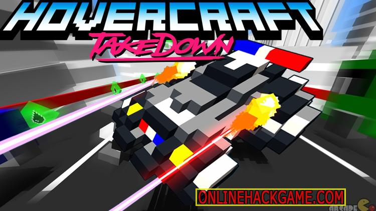 Hovercraft Takedown Hack Cheats Unlimited Coins