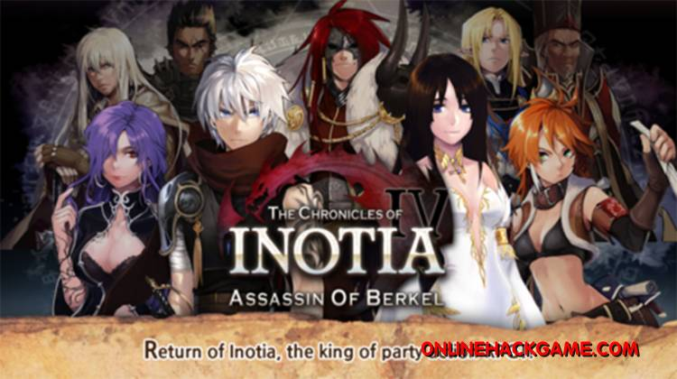 Inotia 4 Hack Cheats Unlimited Gems