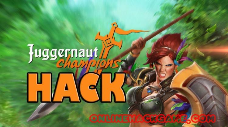 Juggernaut Champions Hack Cheats Unlimited Gems