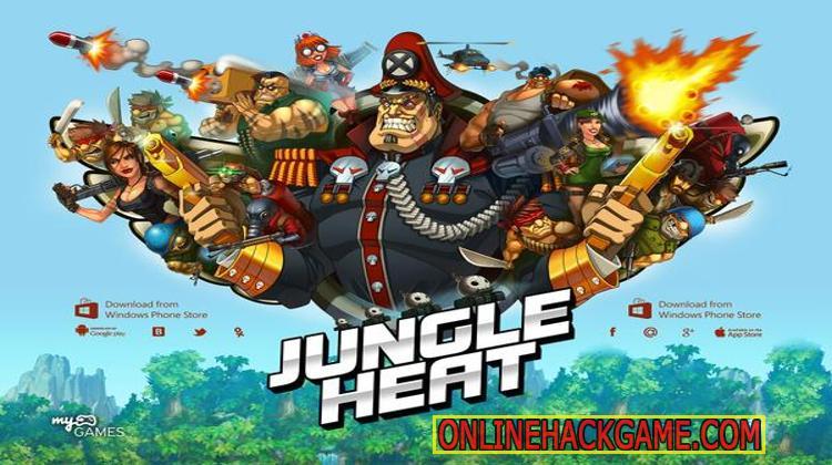Jungle Heat War Of Clans Hack Cheats Unlimited Diamonds