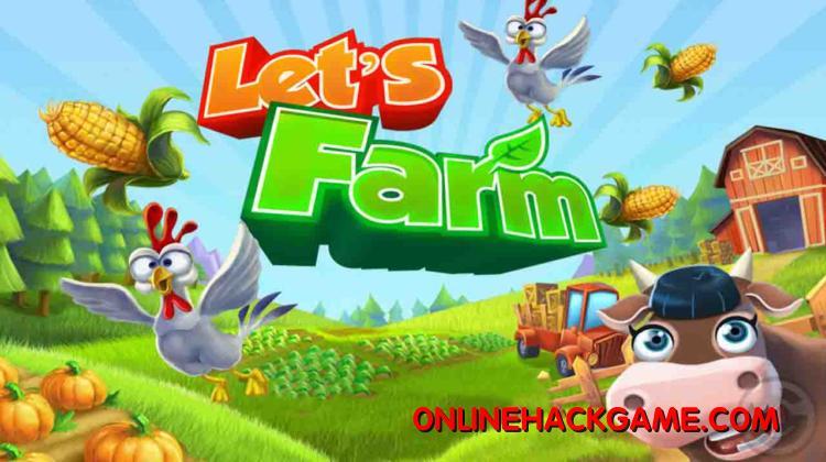 Lets Farm Hack Cheats Unlimited Diamond